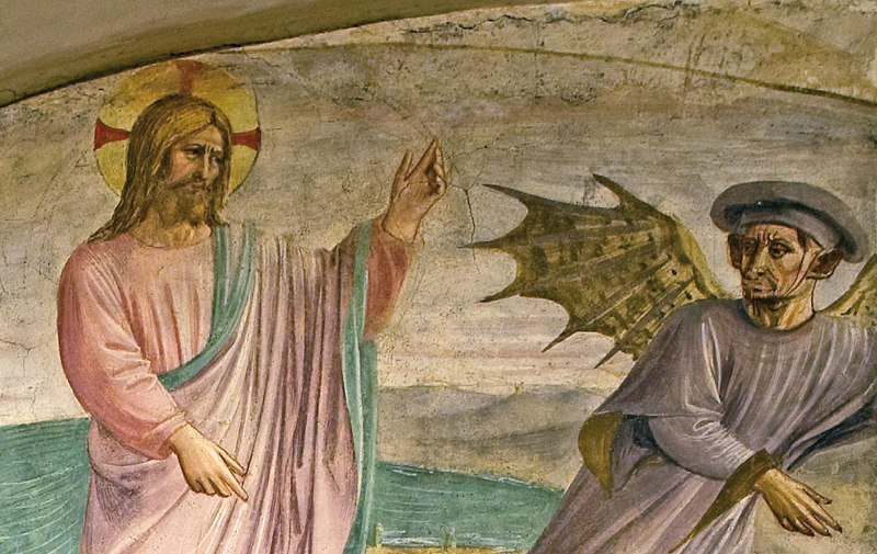 Tentazioni di Cristo