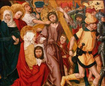 Cristo con Veronica