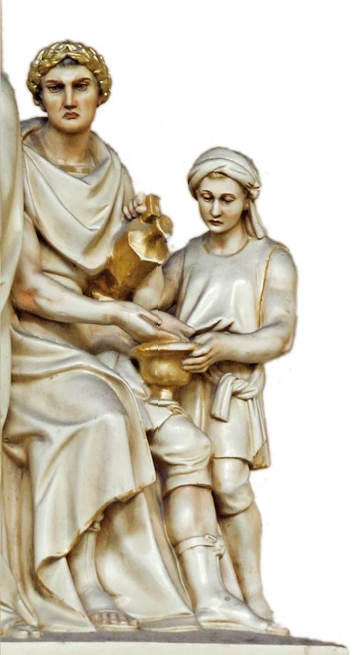 Antichi scontri tra Pilato e Erode si conclusero in funzione della condanna del Salvatore